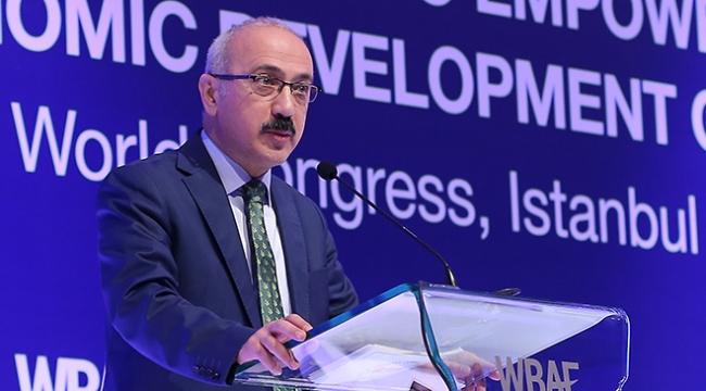 Kalkınma Bakanı Elvan: Risk sermayesi girişimi de gündemimizde