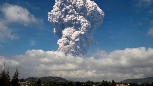 Endonezyada yanardağ alarmı