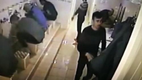 Abdest alma bahanesiyle camide hırsızlık yaptı