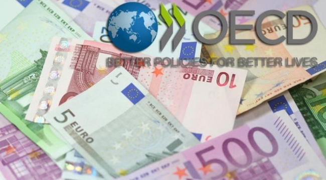 OECD bölgesinde büyüme son çeyrekte yavaşladı