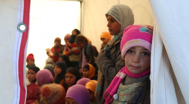 """BMden Doğu Guta için """"açlık ve bulaşıcı hastalık"""" uyarısı"""