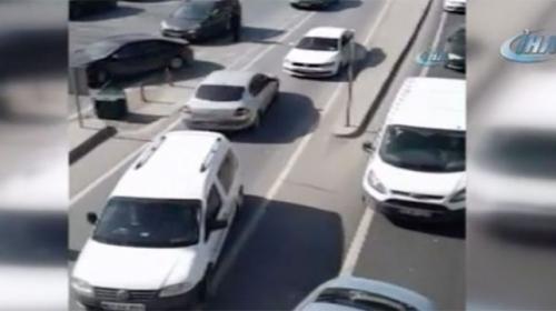 Kuralları hiçe sayan sürücüler kameralara yakalandı