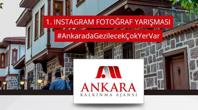 Ankara Instagram Yarışması başvuruları için son 3 gün