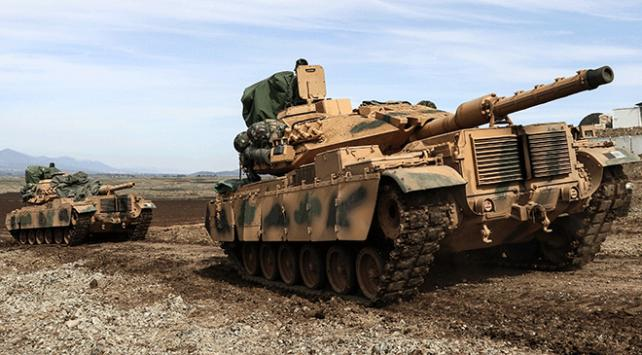 Zeytin Dalı Harekatında bugün 9 köy temizlendi, teröristlerin Kilis sınırıyla teması kesildi