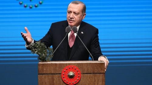 Cumhurbaşkanı Erdoğan: Çiftçilerimizin mazot maliyetinin yarısını ödeyeceğiz