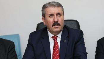 BBP Genel Başkanı Destici: AK Parti ve MHP arasındaki ittifakı destekliyoruz