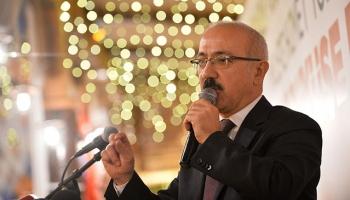 Kalkınma Bakanı Elvan: Sınırlarımızda bir terör koridoru oluşturulmasına asla müsaade etmeyeceğiz
