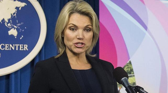 ABD Dışişleri Bakanlığı Sözcüsü Nauert: Afrinde olup bitenlerle ilgili bilgimiz sınırlı