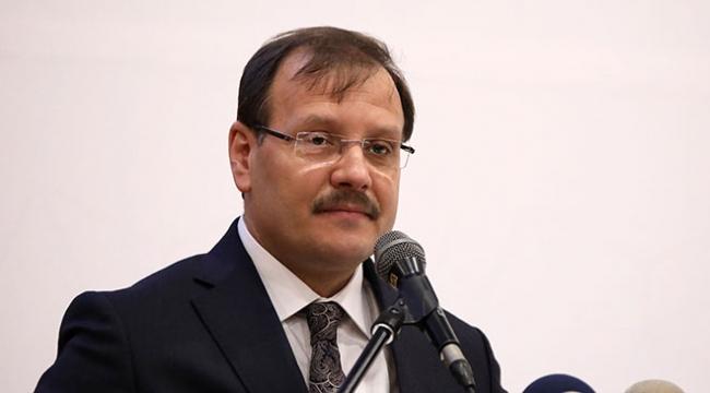 Başbakan Yardımcısı Çavuşoğlu: Adaya verilen tahribatı gidermek boynumuzun borcudur