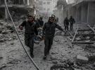 Doğu Guta'da 2 günde 250 sivil hayatını kaybetti