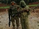 Afrin'de teröristlerden ele geçirilen silahlar ÖSO'da