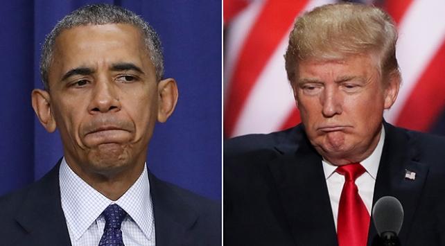 Trumptan Obamaya Rusya suçlaması: Neden bir şeyler yapmadı?