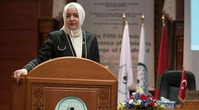 Aile ve Sosyal Politikalar Bakanı Kaya: Tüm dünya Suriyeli çocuklara karşı sorumlu