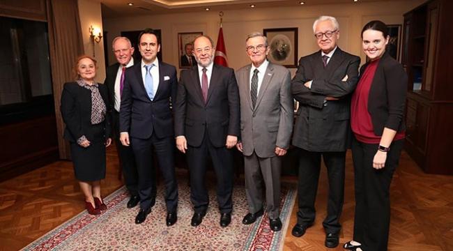 Başbakan Yardımcısı Akdağ: Mazlum ve mağdur tüm kardeşlerimize kucağımızı açacağız