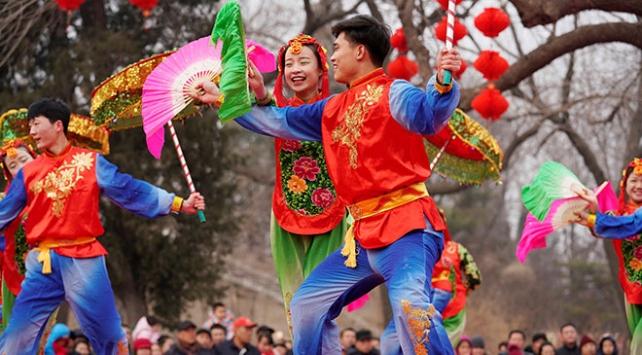 Bahar Bayramı Çin'e yaradı