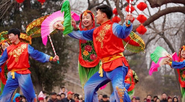 Bahar Bayramı Çine yaradı