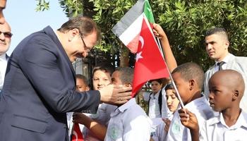 Başbakan Yardımcısı Çavuşoğlu Sudanda