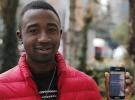 Kamerunlu öğrenci akıllı telefonlar için 'Atatürk' uygulaması geliştirdi