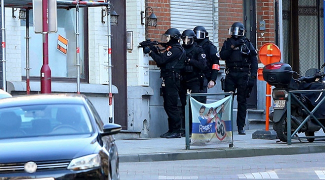 Brükselde güvenlik alarmı