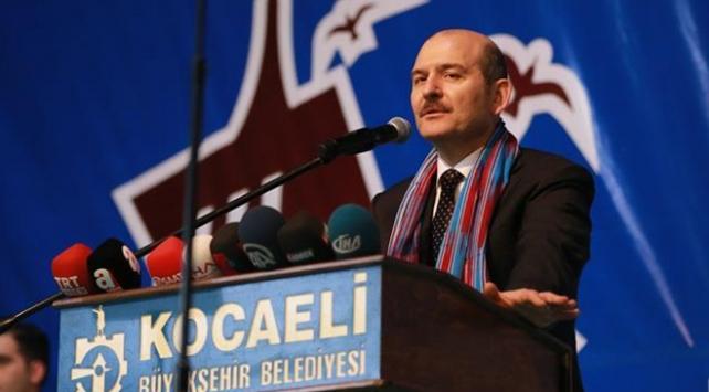 İçişleri Bakanı Soylu: Dünyanın 10 büyük devletinden biri olacağız