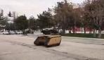 SSM, insansız kara aracının ilk görüntülerini paylaştı