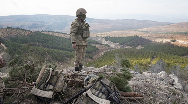 Afrinde kritik öneme sahip iki köy daha YPG/PKKdan kurtarıldı