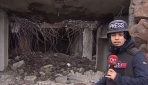 TRT Haber Darmık Dağında teröristlerin yaşam alanlarını görüntüledi