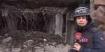 TRT Haber teröristlerin Darmık Dağındaki tünellerine girdi