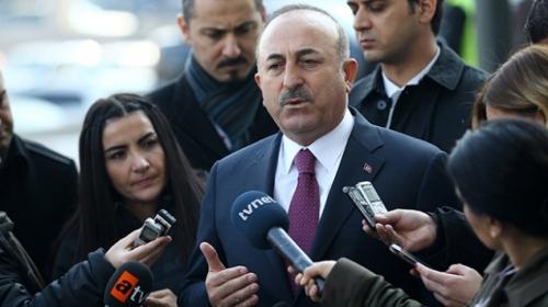 Dışişleri Bakanı Mevlüt Çavuşoğlu: Kararın hiçbir bağlayıcılığı yok