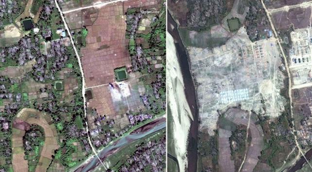Myanmar, katliamı örtbas etmeye çalışıyor