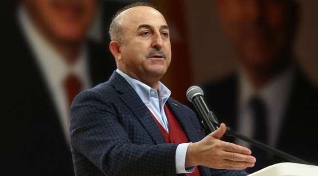Dışişleri Bakanı Çavuşoğlu: Türkiye Avrupanın sigortasıdır