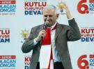 Başbakan Yıldırım: Kayseri'ye hızlı tren geliyor