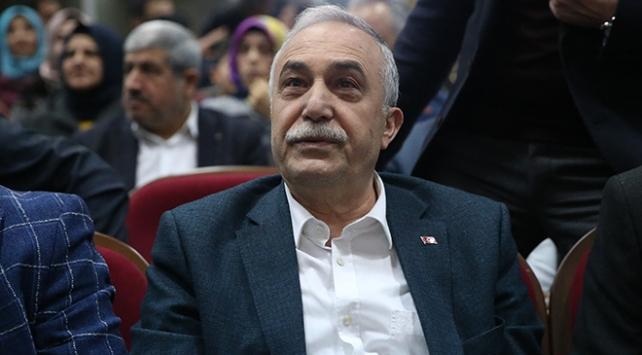 """Bakan Fakıbaba """"300 koyun"""" projesinin detaylarını anlattı"""