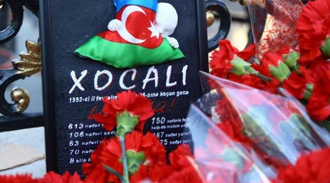 Azerbaycan Hocalı için adalet arıyor
