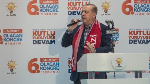 Cumhurbaşkanı Erdoğan: Katil sürüsü geldikleri yere geri döndüler