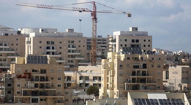 İsrail, Batı Şeriada işgale 350 konut ekledi