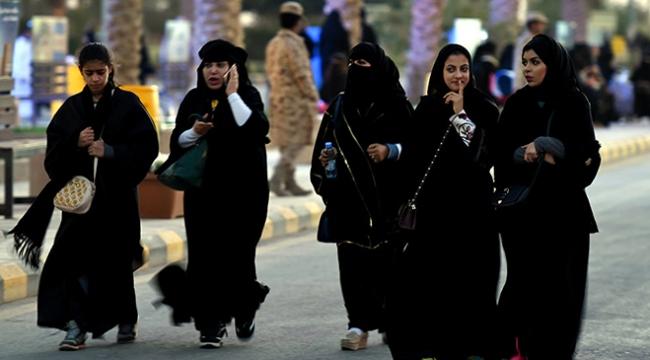 Suudi Arabistandan kadın asker açılımı