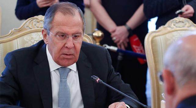 Lavrov: Suriyede ateşkes tüm taraflar anlaştığında başlayacak