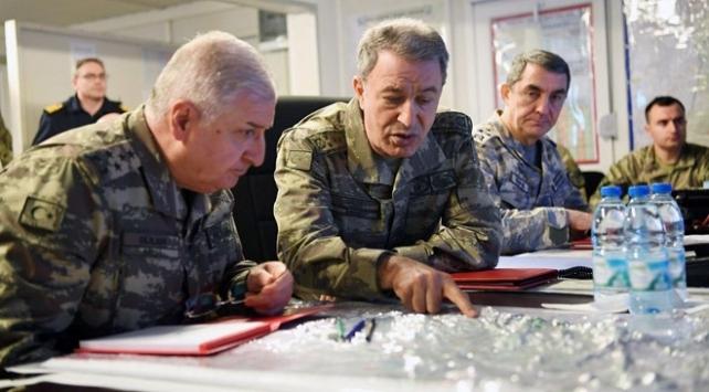 Genelkurmay Başkanı Akar: Kaçınılmaz hazin son teröristleri bekliyor