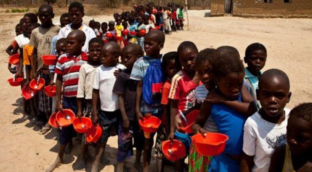 Güney Sudanda açlık alarmı: 7 milyon kişi tehlikede
