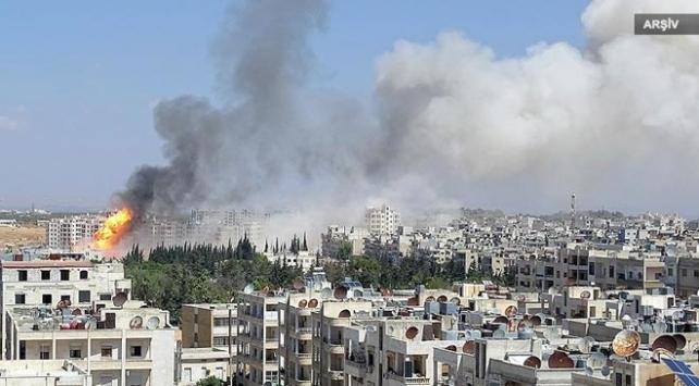 Esed rejimi BMGK kararına rağmen İdlibe saldırdı