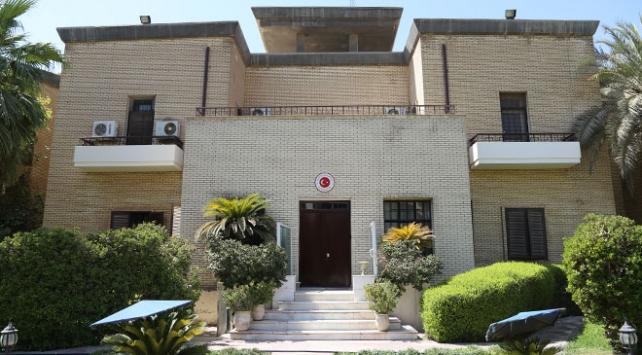 """Türkiyenin Bağdat Büyükelçiliğinden """"Türkmenlerin korunması"""" çağrısı"""