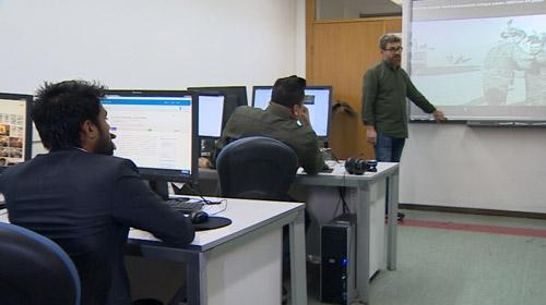 Arakanlı Müslüman haberciler TRT'de medya eğitimi alıyor