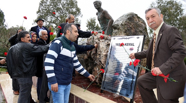 Yaşar Kemal 3. ölüm yıldönümünde anıldı