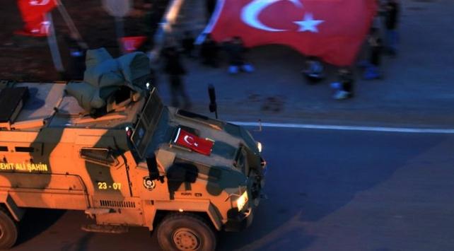 Jandarma ve Polis Özel Harekat ekipleri sınıra sevk edildi