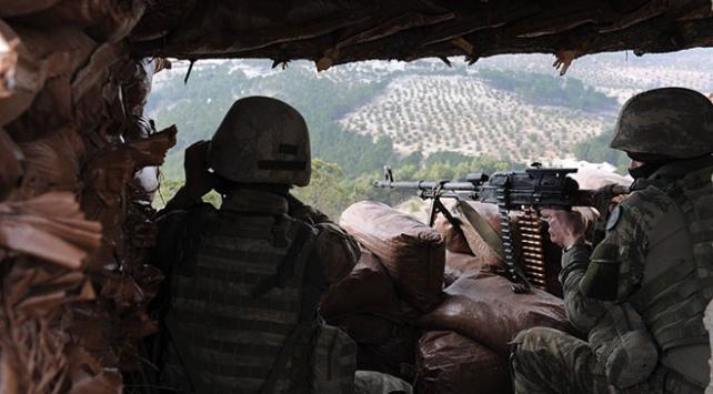 Zeytin Dalı Harekatında 2222 terörist etkisiz hale getirildi