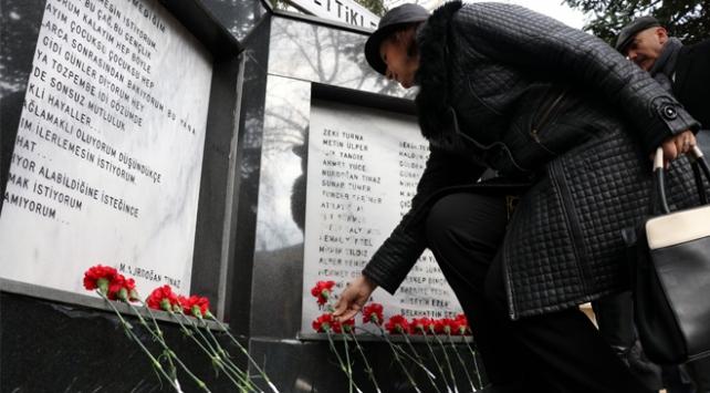 Üsküdar Vapurunda hayatını kaybedenler anıldı