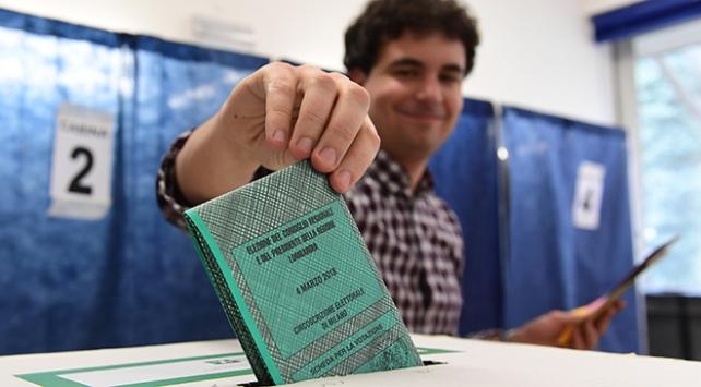 İtalyada seçimin galibi merkez sağ ittifak