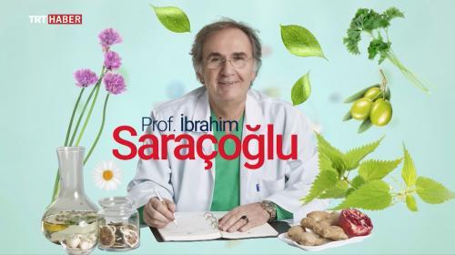 Prof. Dr. Saraçoğlu: Yemeğe tatlıyla başlayın