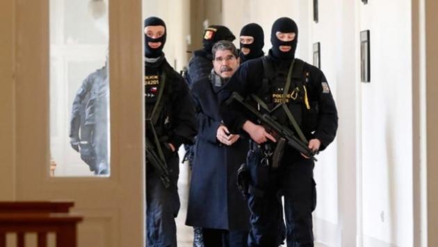 Türkiye Almanyadan Salih Müslümün iadesini istedi